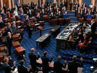 Senat AS Sahkan Pembatasan Wewenang Perang Trump atas Iran