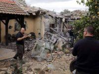 Foto: Kehancuran di Wilayah Israel Akibat Gempuran Roket Palestina