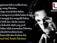 Foto: 'Palestina juga Mengamati dan Mengadili Dunia