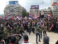 Aleppo Bebas dari Teroris, Parlemen Suriah: Rakyat Bersorak Kegirangan