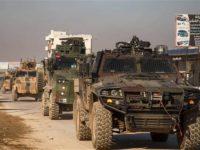 Israel Lesatkan Rudal ke Damaskus, Konvoi Militer Turki Masuki Wilayah Suriah