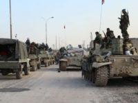 Terus Bertempur di Idlib, Tentara Suriah Bebaskan Beberapa Desa Lagi