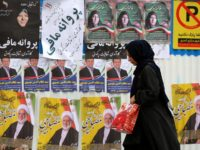 AS Sanksi 5 Pejabat Iran Jelang Pemilu Hari Ini