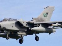 Pasukan Yaman Tembak Jatuh Jet Tempur Tornado Saudi