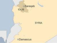 Menang Lagi, Tentara Suriah Memasuki dan Menyisir Kota Saraqib