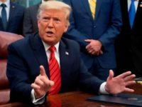Trump: Serangan ke Al-Taji Belum Tentu Dilakukan Iran
